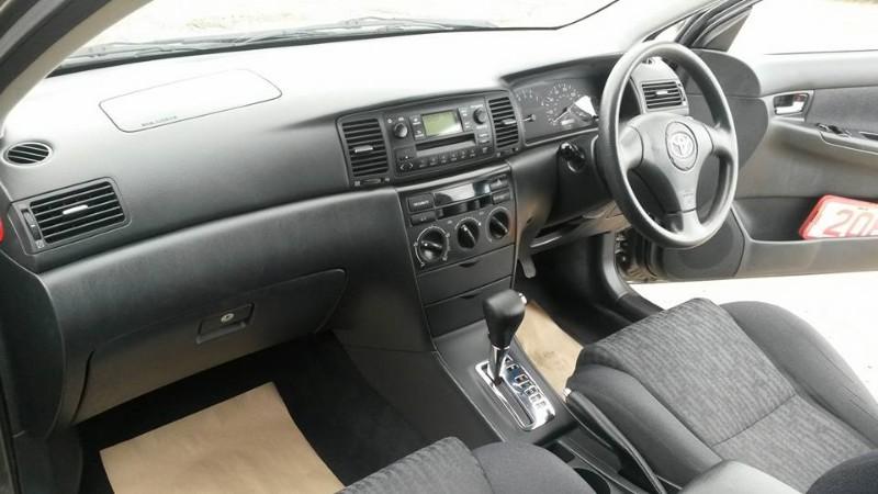 187 Toyota Corolla 1 6 Vvt I Auto T3